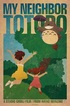Tonari no Totoro!