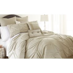 You'll love the 8-Piece Eloise Comforter Set at Joss & Main - With Great Deals on all products and Free Shipping on most stuff, even the big stuff.