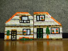IN ARTE HASHIMOTO: Cerco casa.  Check out more of our mosaic work here: inartehashimoto.blogspot.com