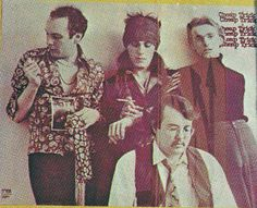 ♥ October, 1974 - Cheap Trick With New Lead Singer Robin Zander - First Ever Promotional Photo Of The Original Lineup ♥