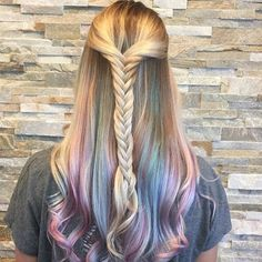 Hidden pastel Rainbow @sweetmelissagrace