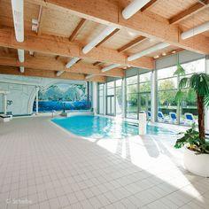 Wellness-Areal »Jurabädle« mit Schwimmbad, Sauna & Wärmebänken
