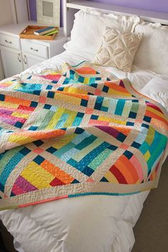 Belle Prairie pattern by Kristin Lawson.