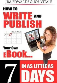 If you have a topic of interest and expertise, don't waste time before you publish an e-book, a quick way to make money and build your brand.