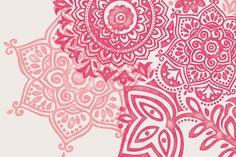 boho pattern | inspirational design!