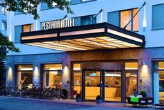 Discounthotel-Worldwide.com - Pestana Berlin Tiergarten