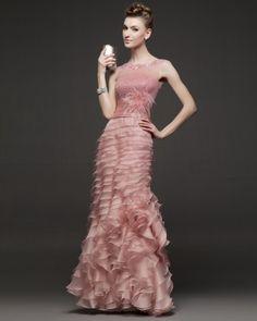 Fiesta Para, Vestidos De Fiesta, Vestidos Y Peinados, 28 Trajes, Madrinas Elegantes, Articulos Vestidos, Fiesta Rosa, Mano De, Galeria De
