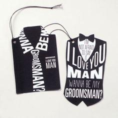 Groomsmen Free Printable | Printable Press