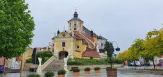 Österreich-Eisenstadt-Haydnkirche Kirchen, Travelling, Mansions, House Styles, Home, Decor, Mosque, Temples, Decoration
