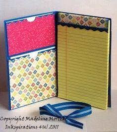 great craft fair item {left side coupon holder...}