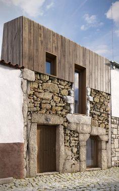 Antique & modern /Penamacor House