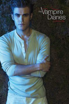 Vampire Diaries Stefan | Vampire Diaries - Stefan Posters sur AllPosters.fr  <33333333