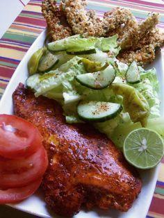 Annatto-Citrus Marinated Chicken