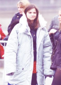 my favorites - Jenna Louise Coleman - she is gorgeously beautiful even when she is pouting