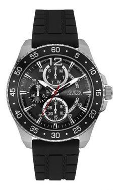 92600G0GSNU2 Relógio Masculino Esportivo Guess 10ATM | Guest Club