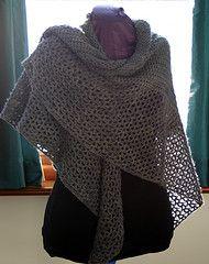 Ravelry: TuesdayFortnite's walk in the rain shawl