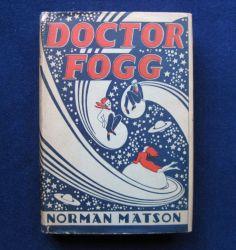 'Doctor Fogg' Vintage Sci Fi by Norman Matson 1st Ed | eBay