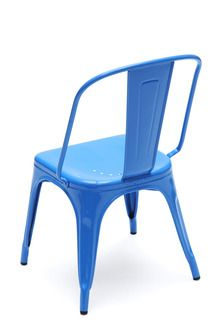 AC, Basic Collection   #furniture #chair #design #blue#metal