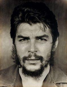 © Liborio Noval, ca. 1962, Portrait of Ernesto Che Guevara ---  EXHIBITION 'CHE GUEVARA - IMAGES OF REVOLUTION' at Museum der Moderne in Salzburg, Austria. Exhibition running through Feb. 3, 2013