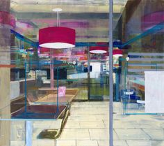 Annemieke Alberts | Pulchri Fair Grounds, Cityscapes, Fun, Travel, Interiors, Painting, Architecture, Paint, Fin Fun