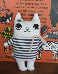 sailor softie doll, delightful