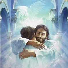 I am so not perfect and make many mistakes but one thing I for certain is Jesus' forgiveness and acceptance. Jesus is my biggest hero in life and my Savior. Oi Jesus, Jesus Art, Jesus Is Lord, Pictures Of Christ, Love Pictures, Heaven Pictures, Image Jesus, La Sainte Bible, Religion Catolica