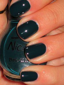 Nicole by OPI-Kardashian Kolors Collection Khloe had a little lam- lam Garra, Cute Nails, Pretty Nails, Mani Pedi, Manicure, Hair And Nails, My Nails, Kardashian Nails, Nicole By Opi