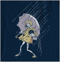 Zombie Morton Salt girl