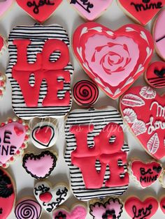 Valentine day's by Mily's Cupcakes by Mily'sCupcakes, via Flickr