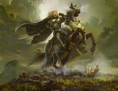Rider of the Mark