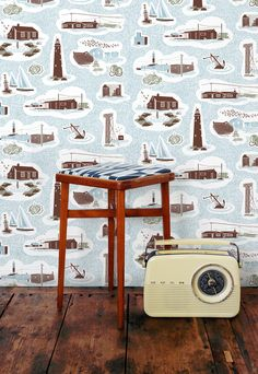 Amazing Wallpapers and More: The Incredible World of Mini Moderns