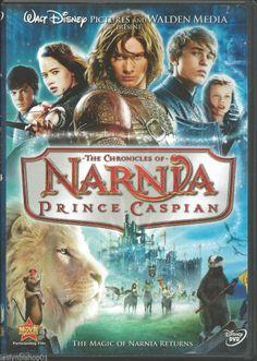 The Chronicles of Narnia: Prince Caspian (DVD, 2008) Skandar Keynes, Georgie Hen