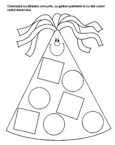 Crafts,Actvities and Worksheets for Preschool,Toddler and Kindergarten.Lots of worksheets and coloring pages. Shape Tracing Worksheets, Science Worksheets, Kindergarten Worksheets, Worksheets For Kids, Teaching Geometry, Printable Shapes, Free Printable, Baby Clip Art, Shape Crafts