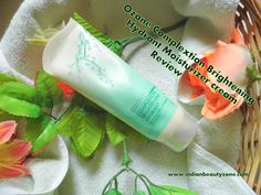 Ozone Complextion Brightening Hydrant Moisturizer cream Review