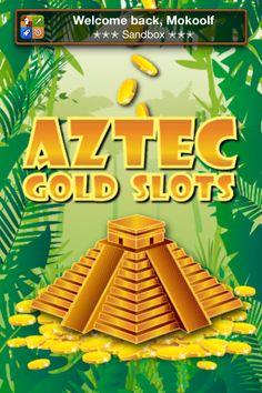 Aztec gold пирамиды
