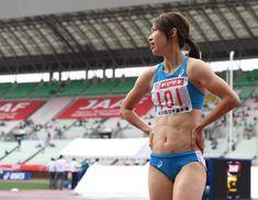 市川が短距離2冠、福島は5位 陸上・女子200m