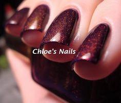 Chloe's Nails: Clarins