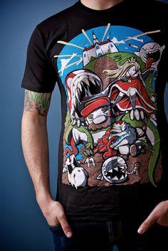 Cherry Sauce Clothing   Zombie Kingdom