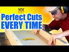 How to Make a Crosscut Sled | Woodworking for Mere Mortals
