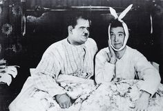 Laurel and Hardy Poster - Chandler all the way!