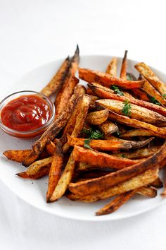 Chipotle Sweet Potato Fries: Well Vegan