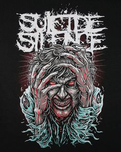 Official Suicide Silence OCD Men's T-Shirt