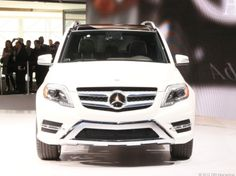 View images and photos in CNET's Mercedes-Benz GLK and GL: Big and bigger (photos) - The Mercedes-Benz GLK-class is very young, launched originally in 2008. The 2013 model year update gives the small SUV new styling, a new engine, and the latest Mercedes-Benz cabin tech.