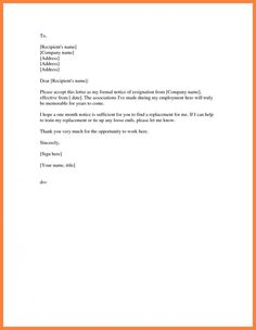 letter of resignation drive template