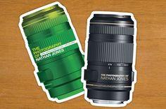 Photographer biz card