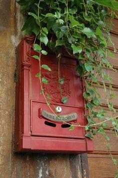 Roman Mailbox