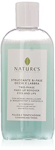 Nature's Two-Phase Makeup Remover for Eyes and Lips, 4.2 Ounce ** You can find more details by visiting the image link.