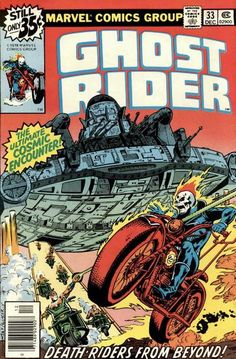 Bob Budiansky (born 15 March 1954 USA) is a comics artist writer and editor. From 1977 he inked ... Bob Budiansky (born 15 March 1954 USA) is a comics artist writer and editor. From 1977 he inked stories and penciled a cover in Captain Britain (Marvel UK) beginning 20 years of work at Marvel. He is particularly known for his art on a long run of covers and stories in Ghost Rider from 1979 to 1983 when the series ended. He and J. M. DeMatteis collaborated on the Prince Namor mini-series…
