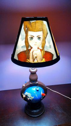 Final Fantasy VII lamp - Imgur