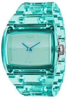 Turquoise   Aqua   wrist watch